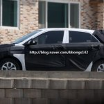 Next generation Hyundai i20 side