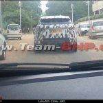 Next generation Land Rover Freelander spied India