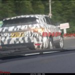 Next generation Land Rover Freelander spied rear