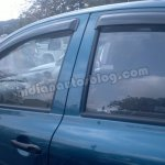 Nissan Micra low cost spied Chennai interior