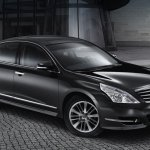 Nissan Teana SV Russia Front three quarters right