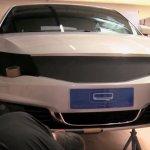 Qoros 3 Cross Hybrid front