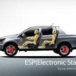 Ssangyong Actyon Sports ESP