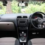 VW Polo GT TSI dashboard