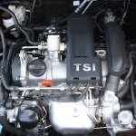 VW Polo GT TSI engine