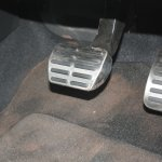 VW Polo GT TSI pedals