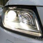 2013 Audi Q5 headlamp