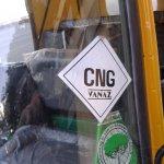 2013 Bajaj RE CNG three wheeler spied
