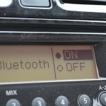 2013 Nissan Micra Bluetooth