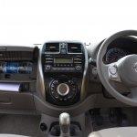 2013 Nissan Micra dashboard