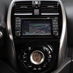 2013 Nissan Micra facelift dashboard