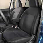 2013 Nissan Micra facelift front seat