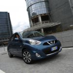 2013 Nissan Micra facelift front