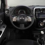 2013 Nissan Micra facelift interior