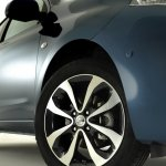 2013 Nissan Micra facelift wheel