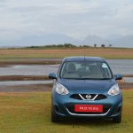 2013 Nissan Micra front view