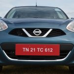 2013 Nissan Micra front