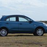 2013 Nissan Micra side