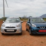 2013 Nissan Micra vs old Nissan Micra comparison