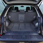 2013 Renault Koleos boot open