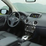 2013 Renault Koleos drivers seat