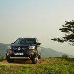 2013 Renault Koleos front view
