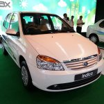 2013 Tata Indica eV2 emax CNG front