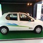 2013 Tata Indica eV2 emax CNG side