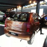 2013 Tata Indica eV2 rear