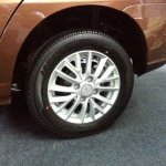 2013 Tata Indigo eCS alloy wheel