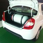 2013 Tata Indigo eCS emax CNG kit