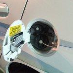 2013 Tata Indigo eCS emax CNG petrol filler