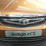 2013 Tata Indigo eCS grill