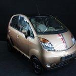 2013 Tata Nano Alpha bodykit front