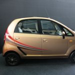 2013 Tata Nano Alpha bodykit side