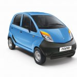 2013 Tata Nano - Cornflower Blue