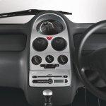 2013 Tata Nano - Dazzle Blue interior
