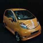 2013 Tata Nano Jet bodykit front