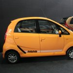 2013 Tata Nano Jet bodykit side