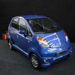 2013 Tata Nano Remix bodykit front