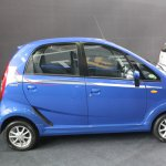 2013 Tata Nano Remix bodykit side