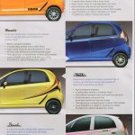 2013 Tata Nano bodykit prices
