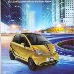 2013 Tata Nano bodykit