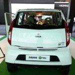 2013 Tata Nano emax CNG rear