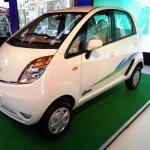 2013 Tata Nano emax CNG side