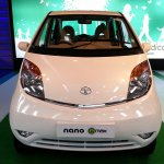 2013 Tata Nano emax CNG