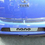 2013 Tata Nano rear bumper