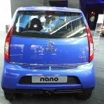 2013 Tata Nano rear