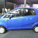 2013 Tata Nano side