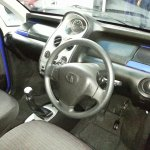 2013 Tata Nano steering wheel